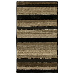 Mohawk Home® Farmhouse Mirage Washable Accent Rug in Black Walnut
