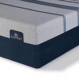 Serta® iComfort® Blue Max 1000 Cushion Firm Low Profile Mattress Set