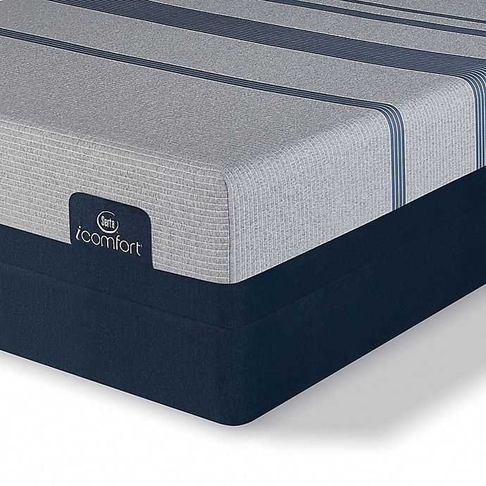 Alternate image 1 for Serta® iComfort® Blue Max 1000 Plush Twin XL Mattress Set