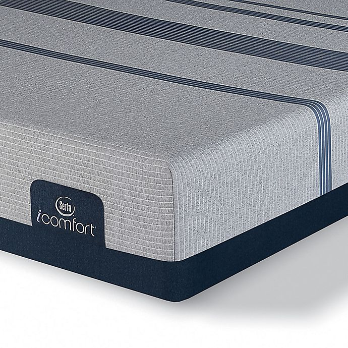 Alternate image 1 for Serta® iComfort® Blue Max 3000 Mattress Elite Plush King Mattress