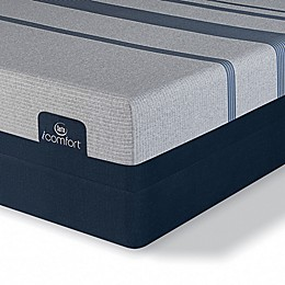 Serta® iComfort® Blue 3000 Elite Plush Low Profile Mattress Set