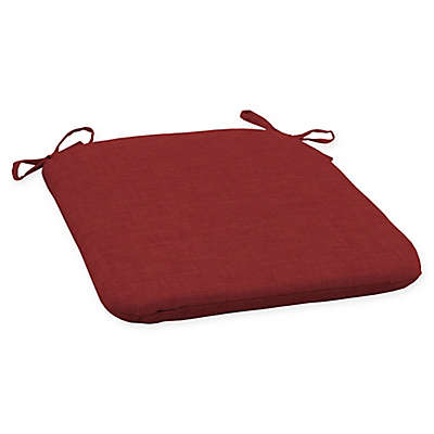 Arden Selections Leala Patio Bench Cushion in Red