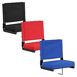 Flash Furniture Ultra-Padded Stadium Chair