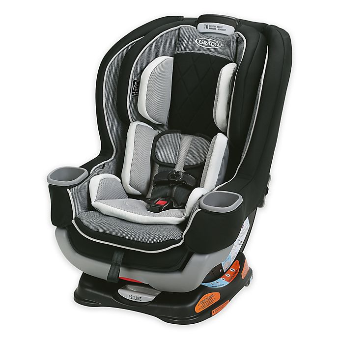 Graco® Extend2Fit™ Platinum All-in-One Convertible Car ...