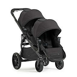 Baby Jogger® City Select® LUX Convertible Stroller with Second Seat in Granite