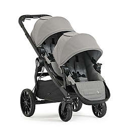 Baby Jogger® City Select® LUX Convertible Stroller with Second Seat in Slate