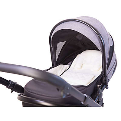 guzzie+Guss Connect Stroller Infant Insert in Black
