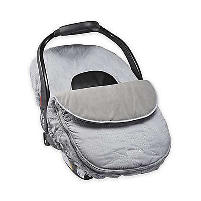 JJ Cole® Car Seat Cover in Grey Herringbone