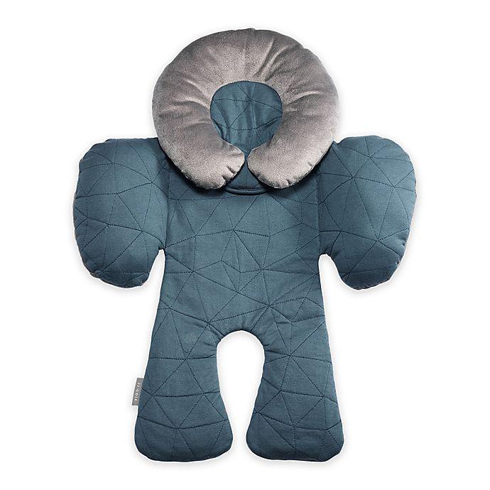 Alternate image 1 for JJ Cole® Reversible Body Support in Teal Fractals