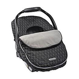 JJ Cole® Car Seat Cover in Tri Stitch Black