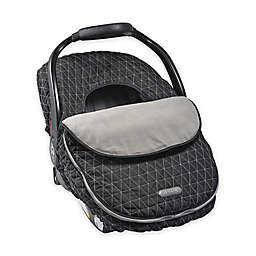 JJ ColeR Car Seat Cover In Tri Stitch Black