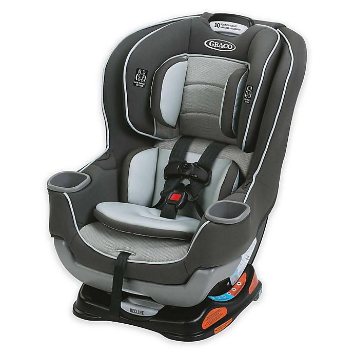 Alternate image 1 for Graco® Extend2Fit™ Convertible Car Seat in Mack™