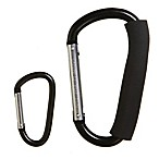 Dreambaby® Stroller Hooks in Black (2-Pack)