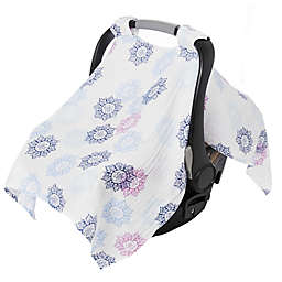 aden + anais™ essentials Car Seat Canopy in Pretty Pink