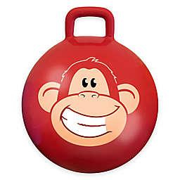 MegaFun USA Mango the Monkey Jungle Hop Hop Bouncer