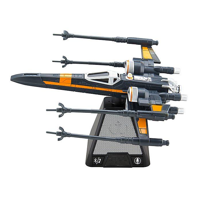 Alternate image 1 for Kid Designs Star Wars Episode 8 Dragonfly Bluetooth Speaker