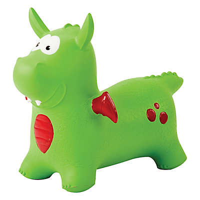 MegaFun USA Dexter the Dragon Bounce-A-Long Buddies