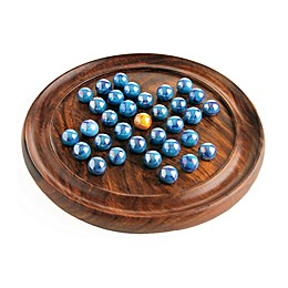 House of Marbles Standard Wooden Solitaire Set