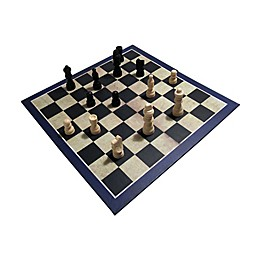 House of Marbles 3-in-1 Chess, Checkers & Backgammon Game