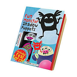 House of Marbles Fun Monster Show Puppets