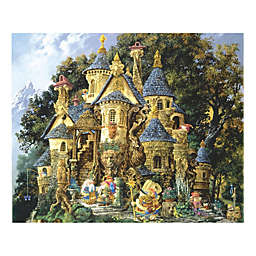 SunsOut 1500-Piece College of Magical Knowledge Jigsaw Puzzle