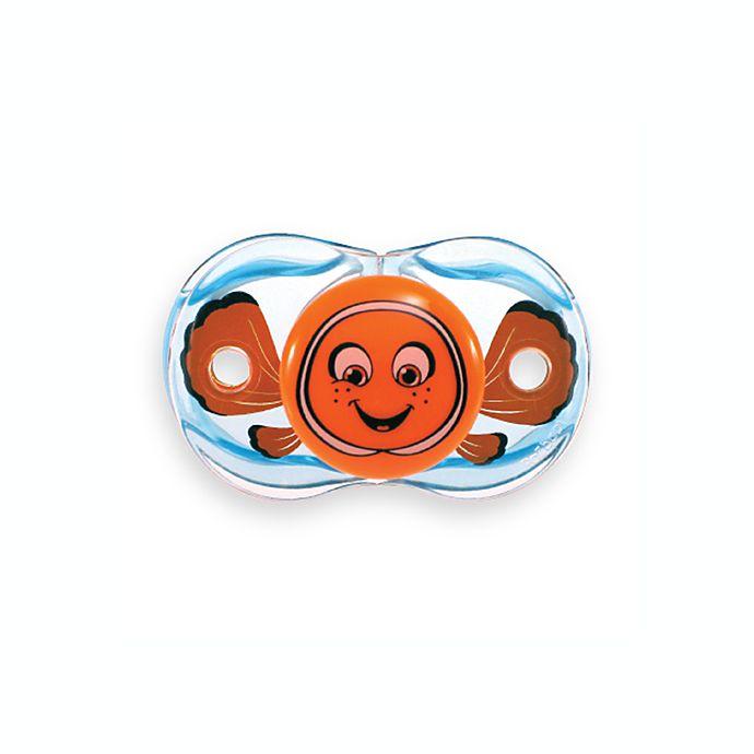 Alternate image 1 for RaZbaby® Keep-it-Kleen Clown Fish Pacifier