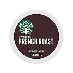 Starbucks® Caffe French Dark Roast Coffee Keurig® K-Cup® Pods 16-Count