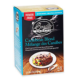 Bradley Smoker® 48-Count Caribbean Blend Bradley Flavor Bisquettes®