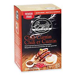 Bradley Smoker® 48-Count Chili Cumin Bradley Flavor Bisquettes®