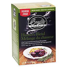 Bradley Smoker® 48-Count Hunter's Blend Bradley Flavor Bisquettes®