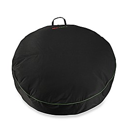Real Simple® Holiday Wreath Storage Bag in Black