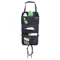 High Road® TissuePockets™ Car Seat Back Organizer in Black