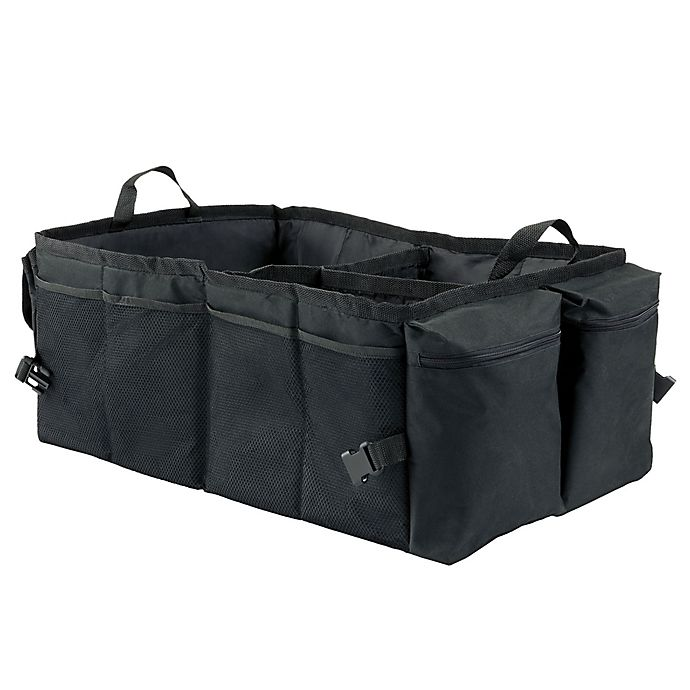 Alternate image 1 for High Road® Gearnormous™ Cargo Organizer in Black