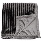 Ridgecrest Throw Blanket in Grey