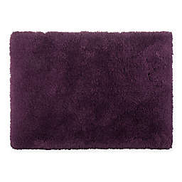 Wamsutta® Ultra Soft 21-Inch x 34-Inch Bath Rug in Deep Purple