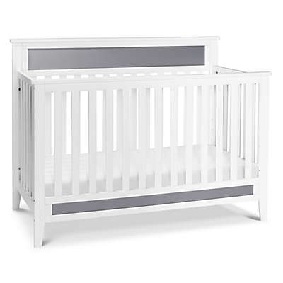 carter's® by DaVinci® Connor 4-in-1 Crib in White/Grey
