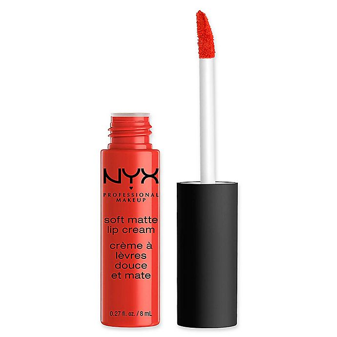 Alternate image 1 for NYX Professional Makeup Soft Matte Lip Cream in Morocco