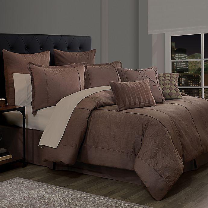 Joseph Abboud Environments Newton Comforter Set Bed Bath