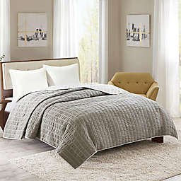 INK+IVY Ayana Coverlet