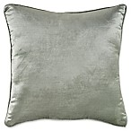Bridge Street Hampton Square Throw Pillow in Sea Glass