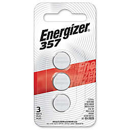 Energizer® 357 3-Pack Silver Oxide Batteries