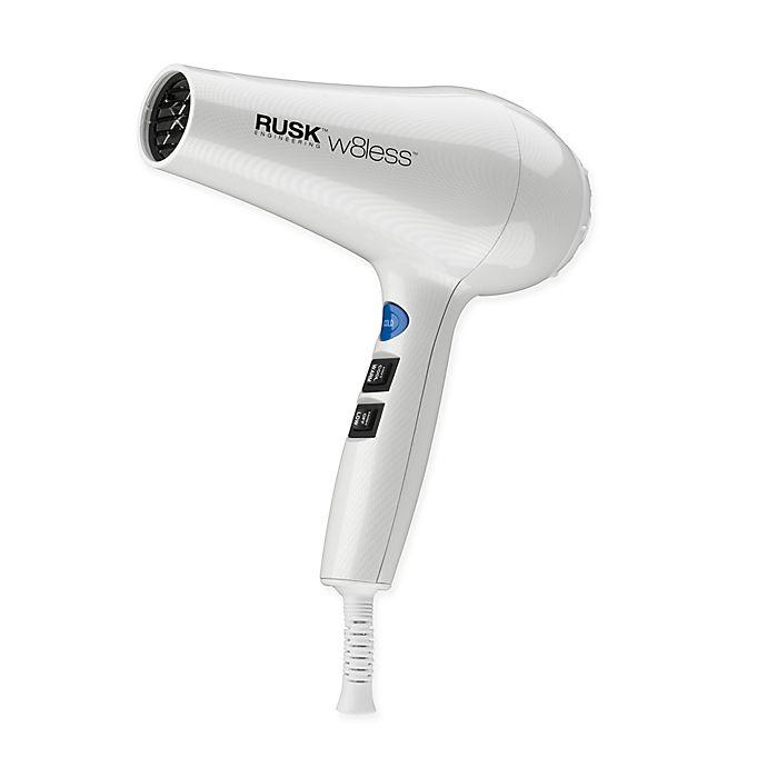 Alternate image 1 for Rusk W8less Pro 2000 Watt Hair Dryer in Off White