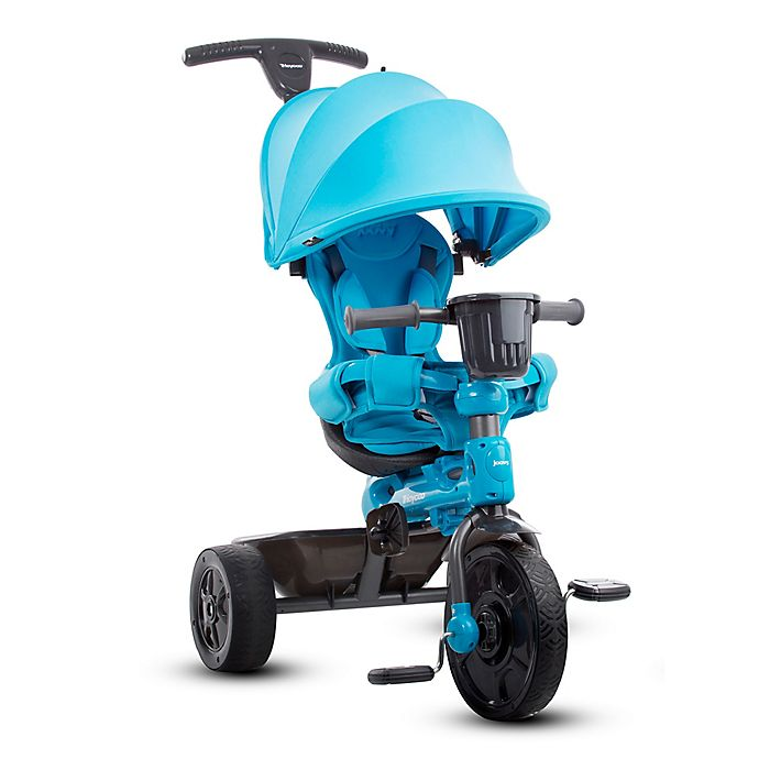 Alternate image 1 for Joovy® Tricycoo™ 4.1™ Tricycle in Blue