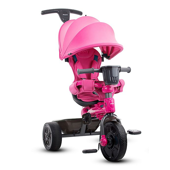 Alternate image 1 for Joovy® Tricycoo™ 4.1™ Tricycle in Pink
