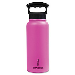 FIFTY/FIFTY 34 oz. Vacuum-Insulated 3-Finger Lid Water Bottle
