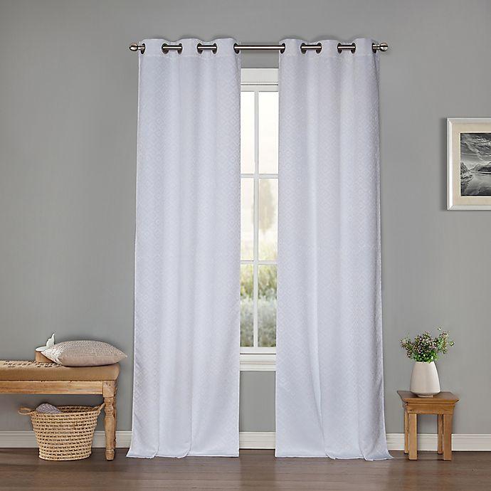 Kelvin Callisto 96 Inch Grommet Top Room Darkening Window Curtain