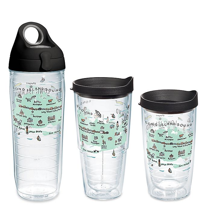 Alternate image 1 for Tervis® My Place Long Island Wrap Tumbler with Lid