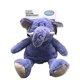 Jumbo Elephant Cozy Hug in Blue