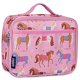 Olive Kids Horses Lunch Box