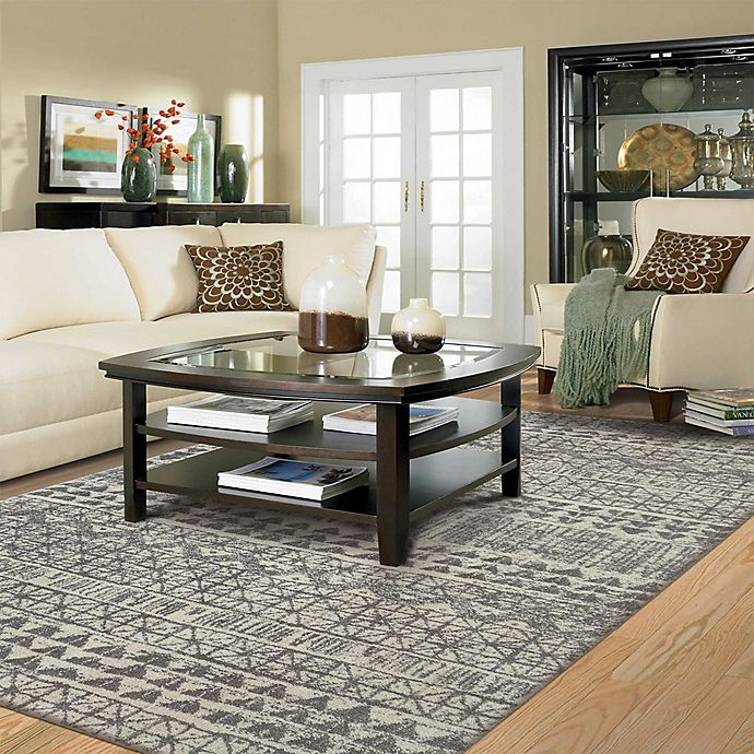 Alternate image 1 for Mohawk Home® Berkshire Billerica Shag Area Rug